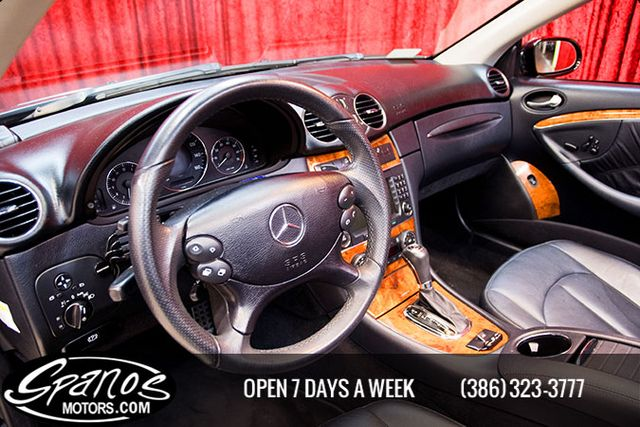 2008 Mercedes-Benz CLK550 5.5L Daytona Beach, FL 24