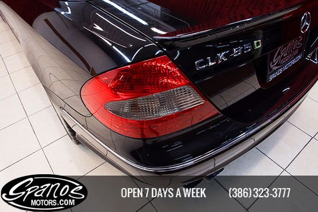 2008 Mercedes-Benz CLK550 5.5L Daytona Beach, FL 17