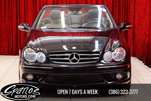 2008 Mercedes-Benz CLK550 5.5L Daytona Beach, FL 4