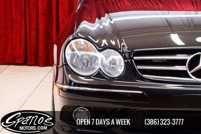 2008 Mercedes-Benz CLK550 5.5L Daytona Beach, FL 7
