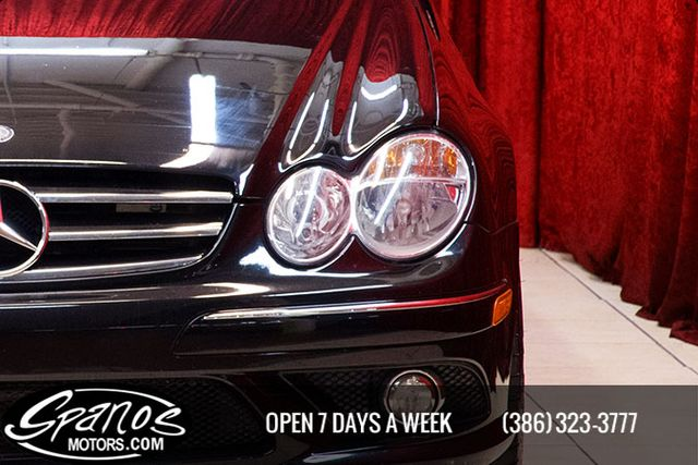 2008 Mercedes-Benz CLK550 5.5L Daytona Beach, FL 8