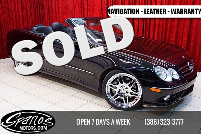 2008 Mercedes-Benz CLK550 5.5L Daytona Beach, FL 0