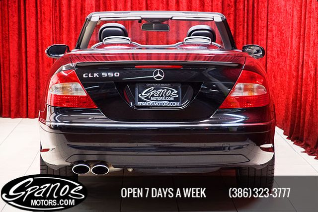 2008 Mercedes-Benz CLK550 5.5L Daytona Beach, FL 5