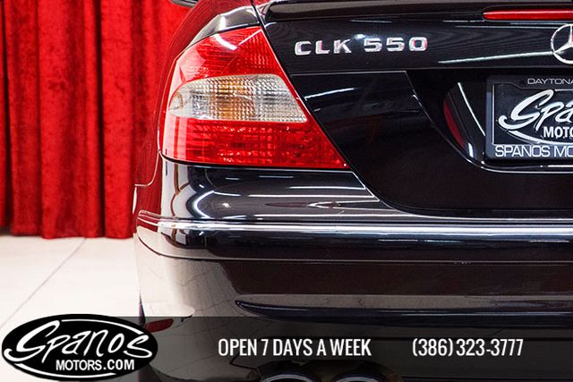 2008 Mercedes-Benz CLK550 5.5L Daytona Beach, FL 15