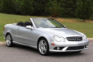 2008 Mercedes-Benz CLK550 5.5L Mooresville, North Carolina