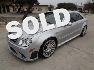 2008 Mercedes-Benz CLK63 6.3L AMG Black Series Austin , Texas