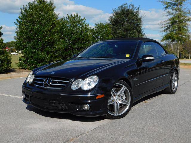 2008 Mercedes-Benz CLK63 6.3L AMG | Douglasville, GA | West Georgia Auto Brokers in Douglasville GA