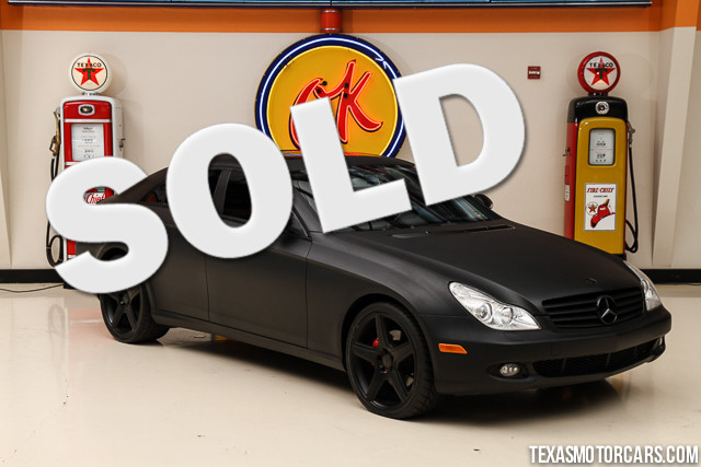 2008 Mercedes CLS550 55L This 2008 Mercedes-Benz CLS550 is in great shape with only 122 392 mile