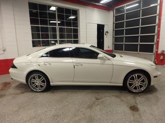 2008 Mercedes Cls550 5.5l HEATED/COOLED SEATS, STUNNING & READY TO GO!~ Saint Louis Park, MN 1