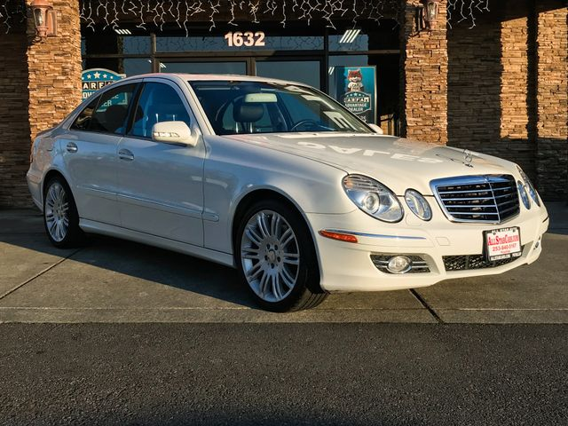 2008 Mercedes E-Class E 350 The CARFAX Buy Back Guarantee that comes with this vehicle means that