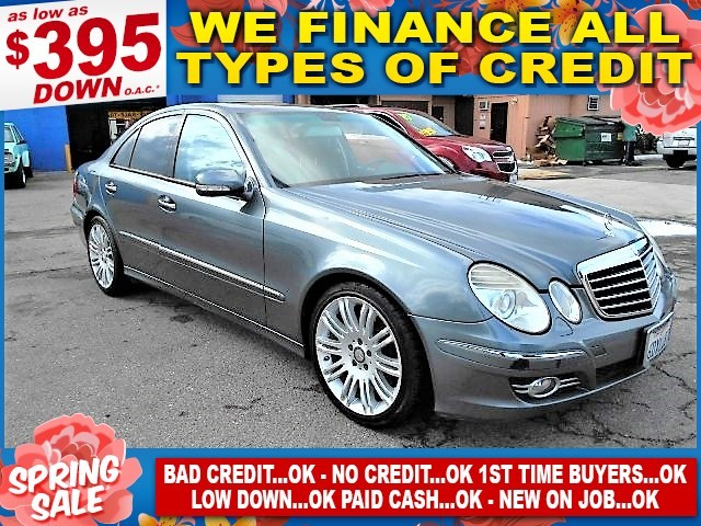 2008 Mercedes E 350 Limited warranty included to assure your worry-free purchase AutoCheck report