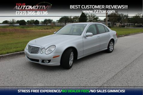 2008 Mercedes-Benz E320 3.0L in PINELLAS PARK, FL