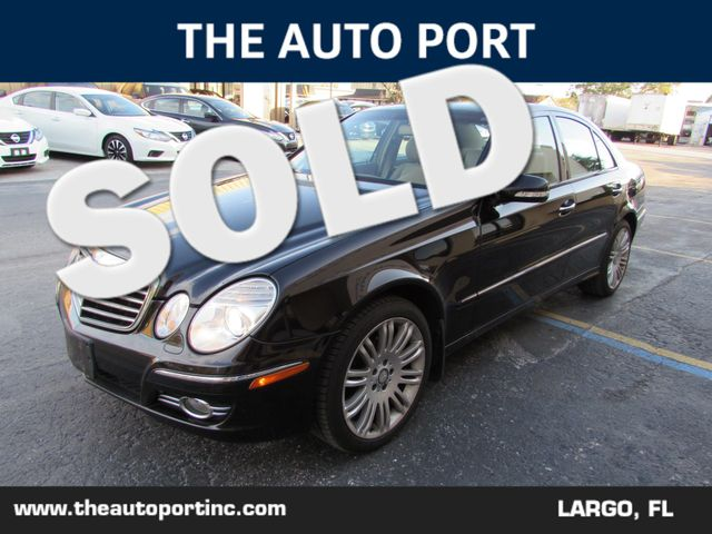 2008 Mercedes-Benz E350 Luxury 4MATIC | Clearwater, Florida | The Auto Port Inc in Clearwater Florida