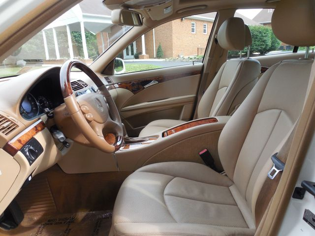 2008 Mercedes-Benz E350 Luxury 3.5L Leesburg, Virginia 14