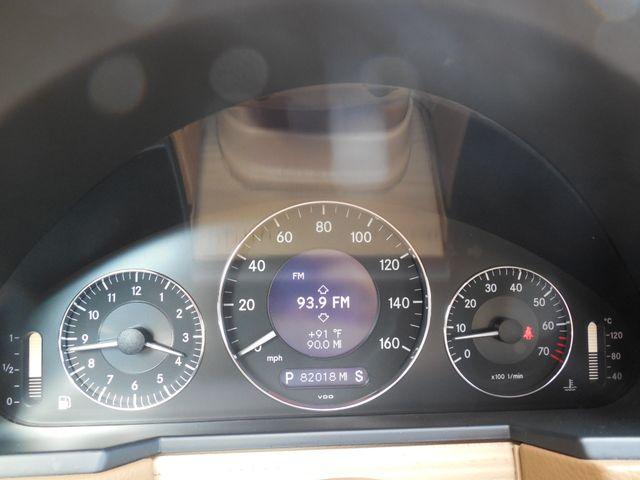 2008 Mercedes-Benz E350 Luxury 3.5L Leesburg, Virginia 21