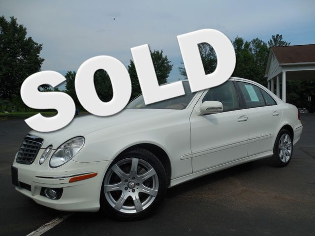 2008 Mercedes-Benz E350 Luxury 3.5L Leesburg, Virginia 0