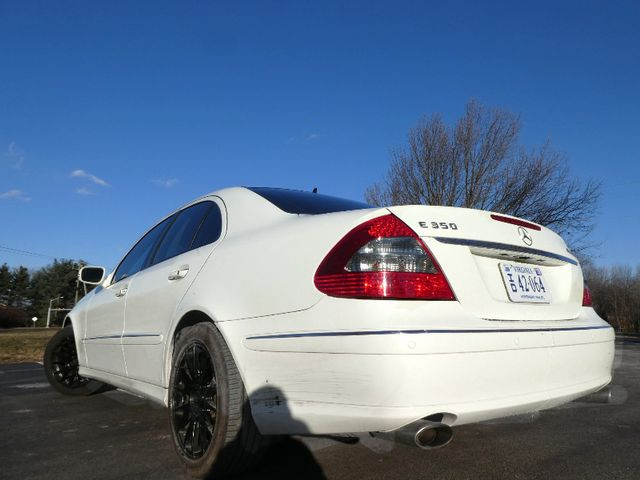 2008 Mercedes-Benz E350 Sport 4Matic Leesburg, Virginia 2