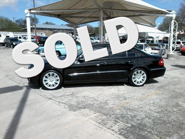 2008 Mercedes-Benz E350 Luxury 3.5L San Antonio, Texas 0