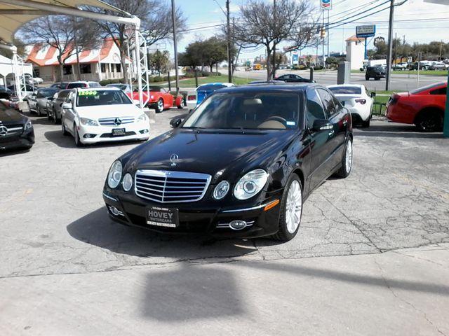 2008 Mercedes-Benz E350 Luxury 3.5L San Antonio, Texas 1