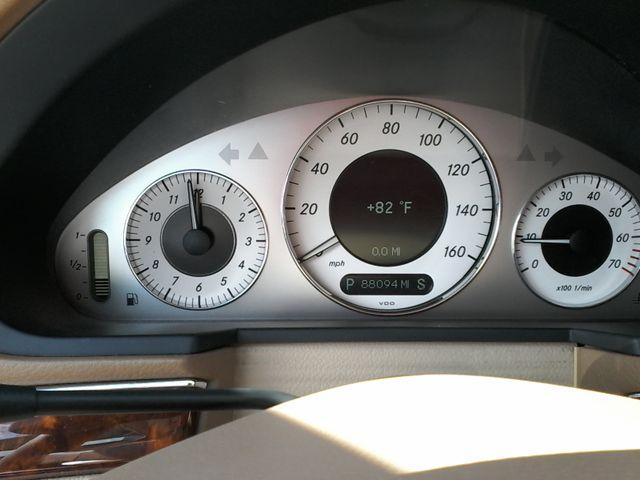 2008 Mercedes-Benz E350 Luxury 3.5L San Antonio, Texas 18