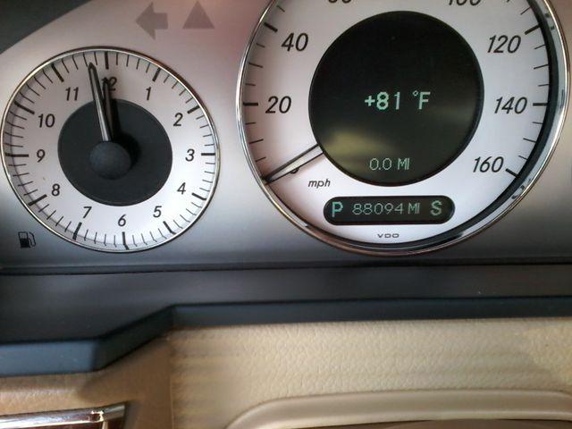 2008 Mercedes-Benz E350 Luxury 3.5L San Antonio, Texas 19