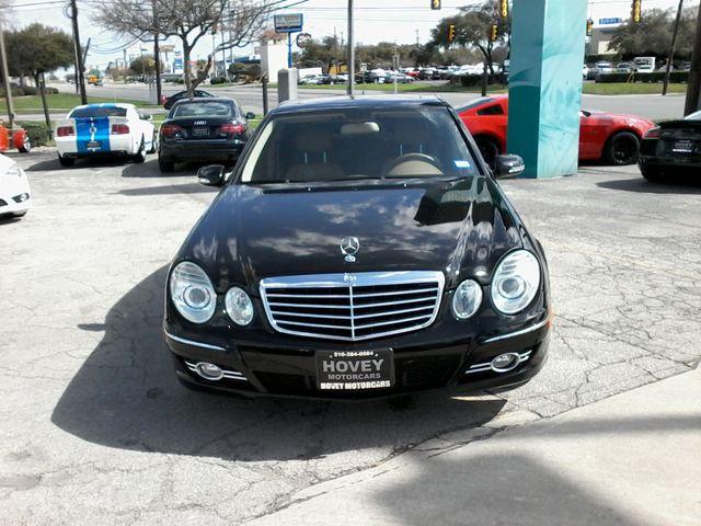 2008 Mercedes-Benz E350 Luxury 3.5L San Antonio, Texas 2