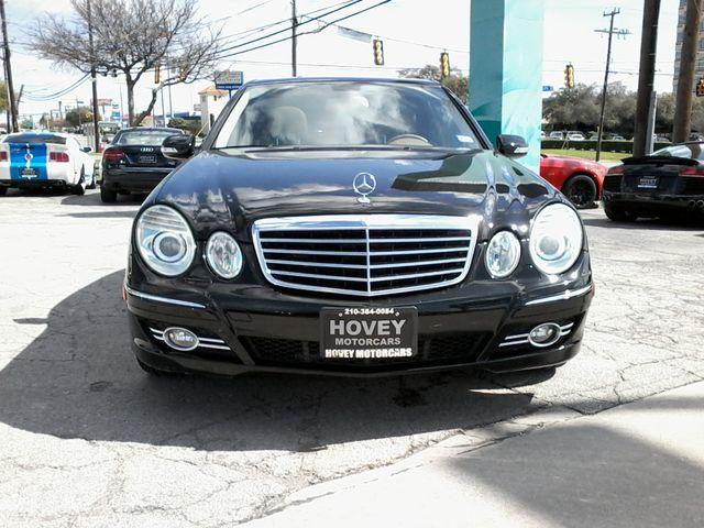 2008 Mercedes-Benz E350 Luxury 3.5L San Antonio, Texas 8