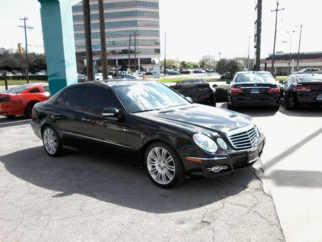 2008 Mercedes-Benz E350 Luxury 3.5L San Antonio, Texas 3
