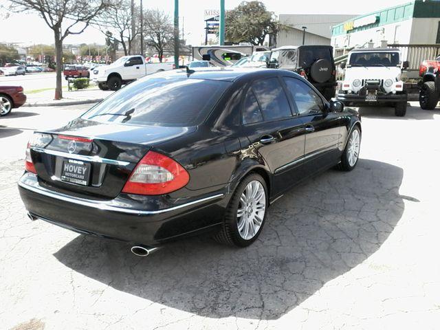 2008 Mercedes-Benz E350 Luxury 3.5L San Antonio, Texas 5