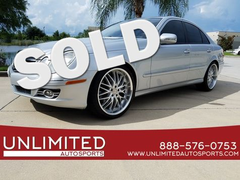 2008 Mercedes-Benz E350 Luxury 3.5L in Tampa, FL