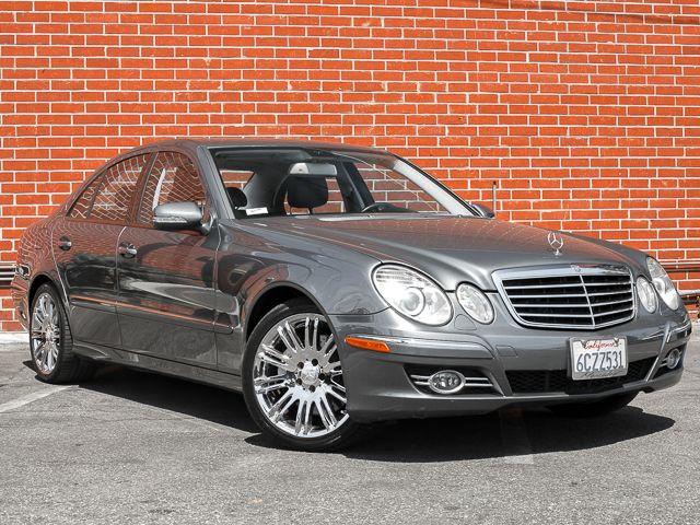 2008 Mercedes-Benz E550 Sport 5.5L Burbank, CA 2