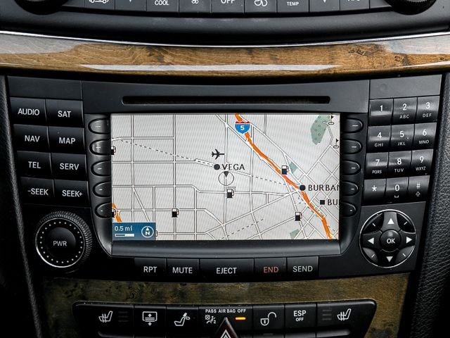 2008 Mercedes-Benz E550 Sport 5.5L Burbank, CA 10