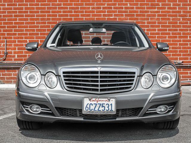 2008 Mercedes-Benz E550 Sport 5.5L Burbank, CA 1