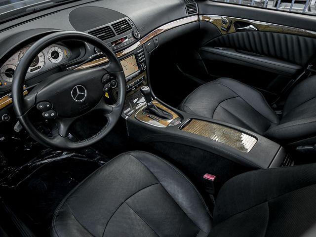 2008 Mercedes-Benz E550 Sport 5.5L Burbank, CA 20