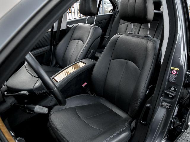 2008 Mercedes-Benz E550 Sport 5.5L Burbank, CA 21