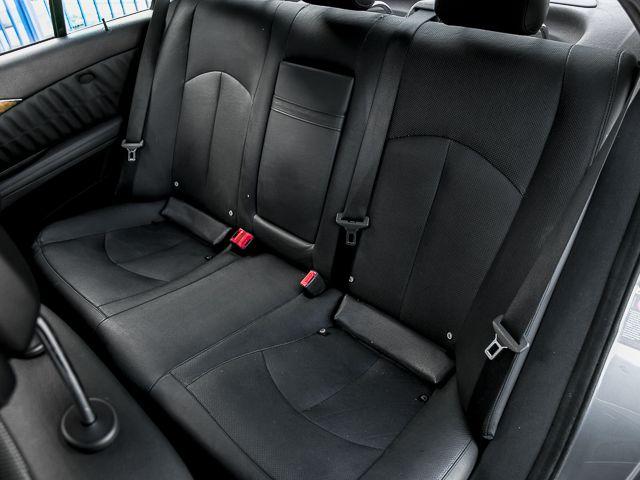 2008 Mercedes-Benz E550 Sport 5.5L Burbank, CA 22