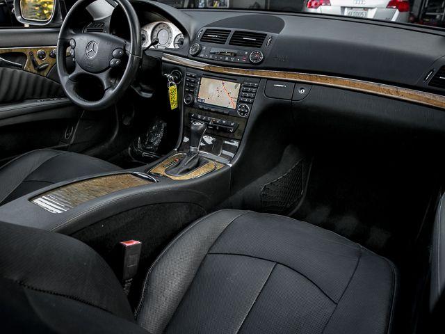 2008 Mercedes-Benz E550 Sport 5.5L Burbank, CA 23