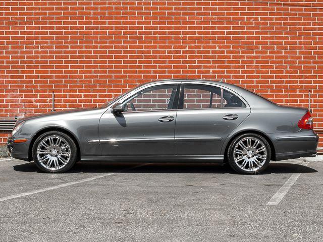 2008 Mercedes-Benz E550 Sport 5.5L Burbank, CA 4