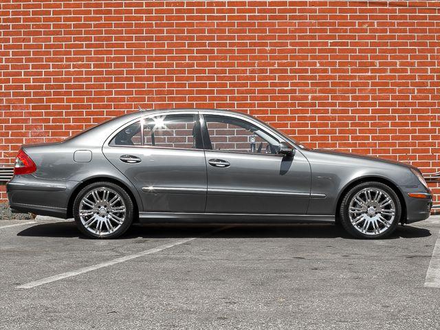 2008 Mercedes-Benz E550 Sport 5.5L Burbank, CA 5