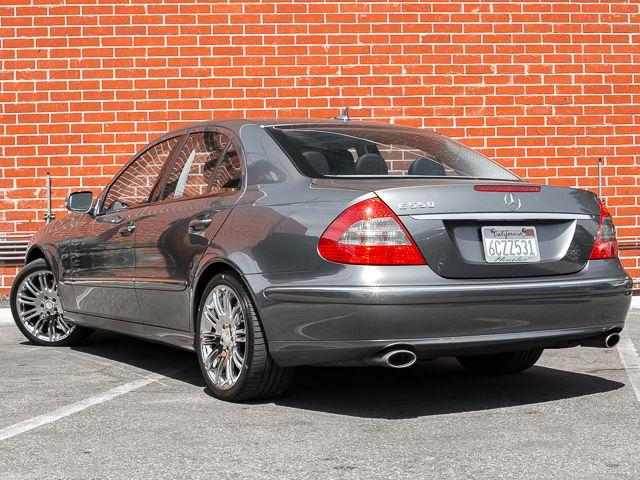 2008 Mercedes-Benz E550 Sport 5.5L Burbank, CA 6