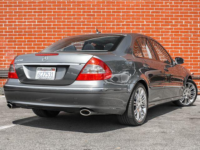 2008 Mercedes-Benz E550 Sport 5.5L Burbank, CA 7