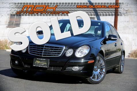2008 Mercedes-Benz E550 Sport 5.5L - Premium 2 pkg in Los Angeles