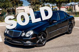 2008 Mercedes-Benz E550 Sport 5.5L Reseda, CA