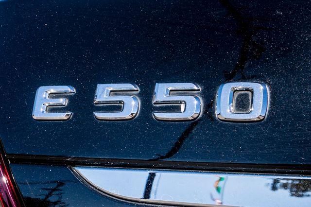 2008 Mercedes-Benz E550 Sport 5.5L Reseda, CA 48