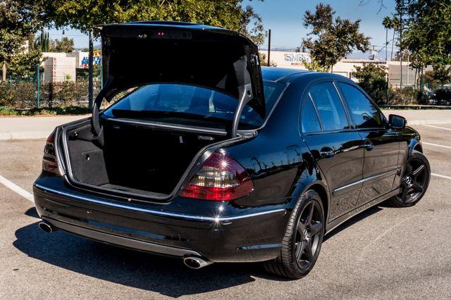 2008 Mercedes-Benz E550 Sport 5.5L Reseda, CA 10
