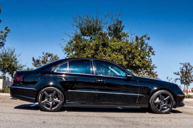 2008 Mercedes-Benz E550 Sport 5.5L Reseda, CA 5