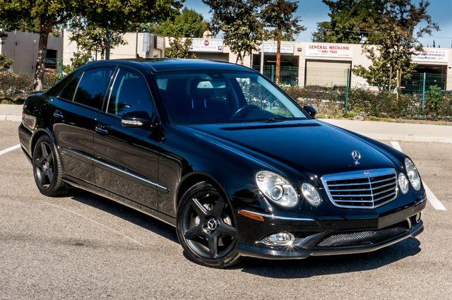 2008 Mercedes-Benz E550 Sport 5.5L Reseda, CA 47