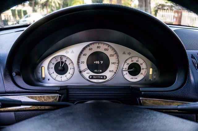 2008 Mercedes-Benz E550 Sport 5.5L Reseda, CA 14