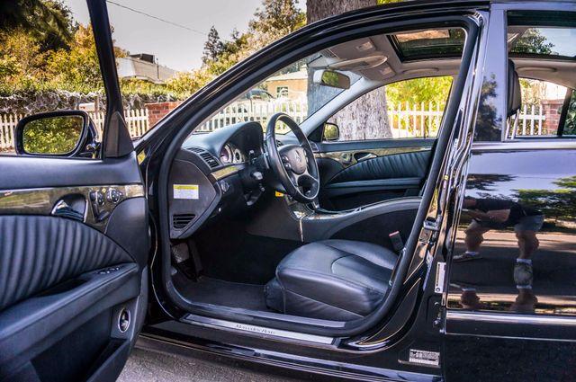 2008 Mercedes-Benz E550 Sport 5.5L Reseda, CA 12