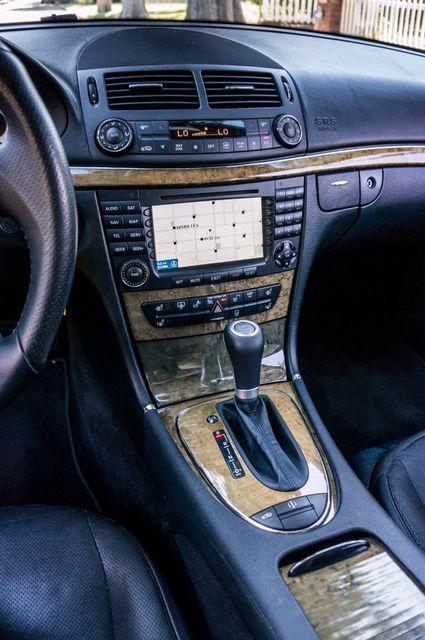 2008 Mercedes-Benz E550 Sport 5.5L Reseda, CA 22